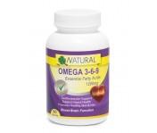 Omega 3-6-9 - 1200mg - 60 kapsúl