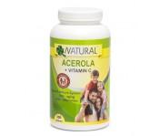 Vitamín C + Acerola - 300 cmúľacích tabliet