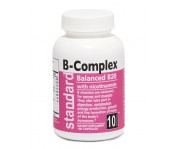 Vitamín B - komplex - 20 mg - 100 kapsúl