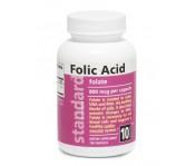 Vitamín B9 - Kyselina listová - 800 mcg - 100 kapsúl