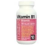 Vitamín B1 - Thiamín - 100mg - 100 kapsúl