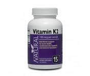 Vitamín K2 100 mcg - 60 kapsúl