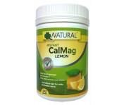 CalMag Lemon - vápnik + horčík + C - práškový - 142 g