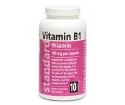 Vitamín B1 - Thiamín - 100mg - 350 kapsúl