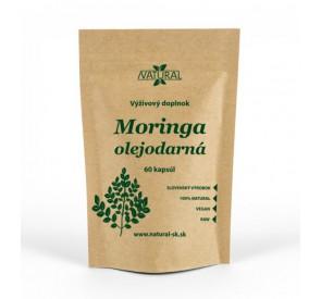 Moringa olejodarná - 310 mg - 60 kapsúl