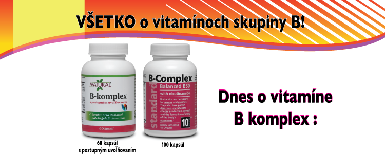 Vitamín B-komplex
